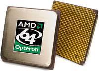 Первые серверные процессоры AMD Opteron произвели фурор на рынке в2003году, но компания вновь столкнулась струдностями в2006-м, когда Intel выпустила четырехъядерный процессор Xeon идвухъядерный Core 2 Duo. Это толкнуло компании на путь ценовой войны