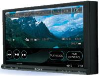 Автомобильный цифровой центр Sony XAV-W1