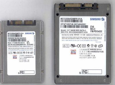 Твердотельные накопители с интерфейсом SATA компании Samsung Electronics предназначены для поддержки виртуализованных сред и приложений, активно использующих функции ввода/вывода, поскольку именно для таких решений зачастую приобретают новейшие серверы HP ProLiant G6