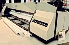 Рулонный Nur Expedio 5000. УФ-чернила для рулонных принтеров Nur — самые доступные на рынке
