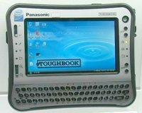 """""""Планшет"""" Toughbook CF-U1 займет промежуточную нишу между КПК и ноутбуками"""
