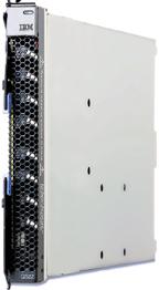 Влезвие IBM BladeCenter QS22 устанавливаются процессоры PowerXCell