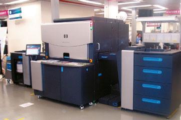 По расчётам HP, выпуск 8‑полосной цветной брошюры наHPIndigo 7000будет дешевле, чем наофсете формата А3при тираже до1808экземпляров!
