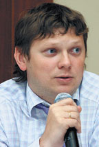 Максим Осорин: «Мы чувствуем, что наступил момент, когда потребность энергетики иЖКХ внаших решениях особенно высока»