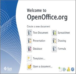 Среди новых функций OpenOffice.org 3.0 можно отметить поддержку средств бизнес-аналитики ивозможность импорта документов вформате PDF