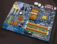 Системные платы Gigabyte являют собой образец тщательных инженерных расчетов