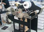 Стенд Epson. Макс. толщина материала, обрабатываемого в системе iTech-Centra DFS от ADSI, — 1 мм