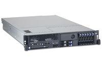Стоечная модель x3650 M2, как и другие новинки в семействе серверов стандартной архитектуры IBM, укомплектована процессорами Intel Xeon 5500