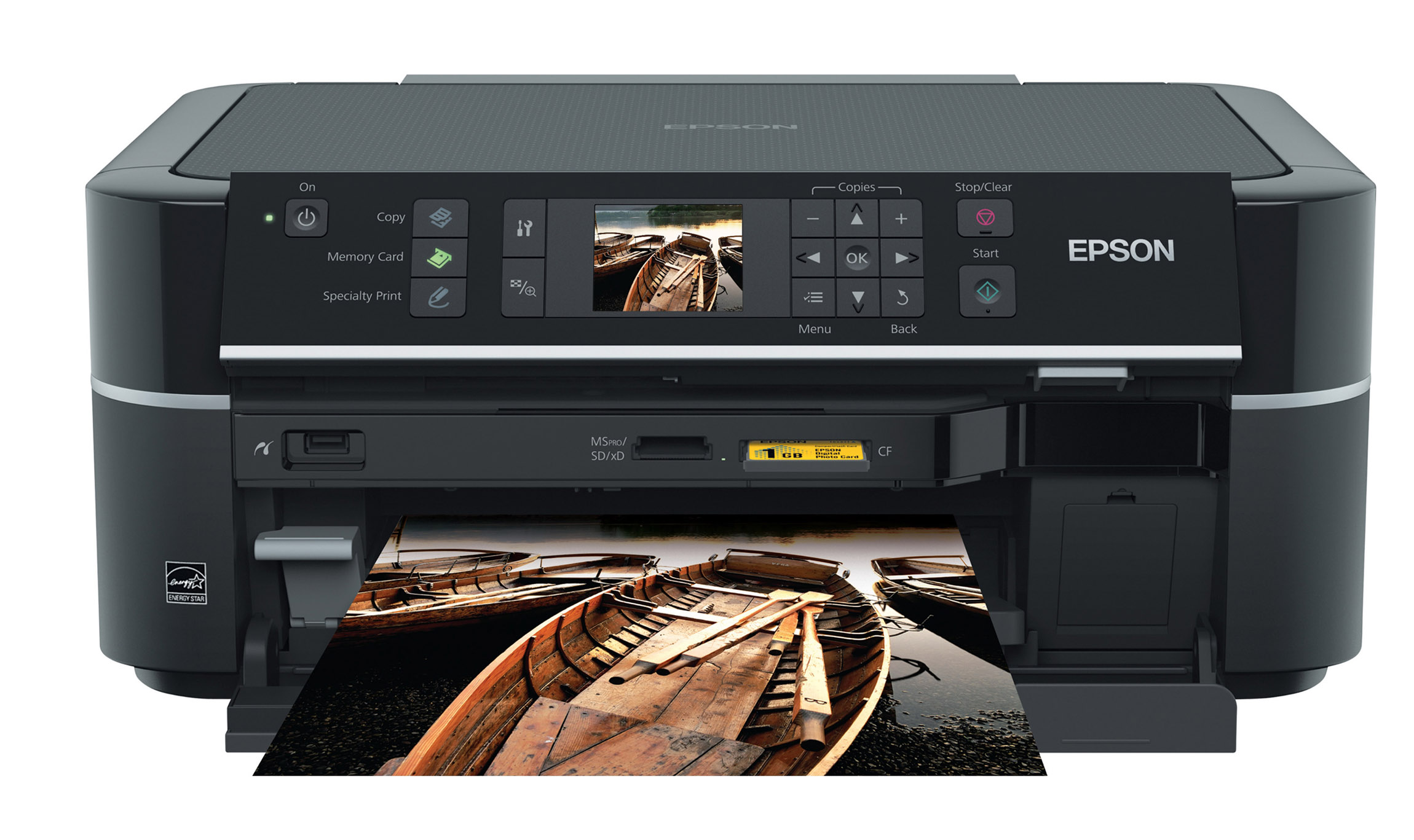 Epson Stylus Photo TX650 Resetter