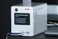 Медиасервер ZyXEL NSA220 минимизирует участие компьютера в таких задачах, как закачка файлов из Internet или копирование изображений с цифровых фотоаппаратов