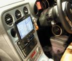 ВPanasonic намерены сформировать собственный сегмент на уже достаточно насыщенном рынке автомобильных навигационных систем