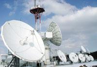 Рисунок 4. Антенны Центра космической связи «Дубна».