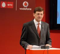 Витторио Колао пообещал, что МТС останется единственным стратегическим партнером Vodafone в СНГ на ближайшие четыре года.