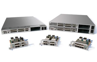 5020 - первый совместный продукт Cisco и Nuova