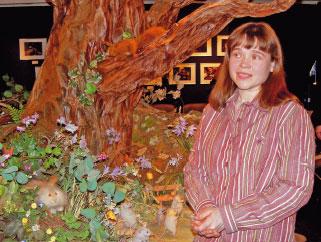 Наталья Фадеева рассказывает о своем творении