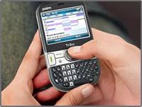 Спустя полгода после европейской премьеры Palm решилась приступить к продажам Treo 500 в России