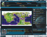 Интерфейс планетарного строительства в GС2