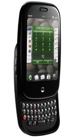 Новый смартфон от Palm поддерживаетсенсорное управление, но при этом поставляется и с клавиатурой QWERTY, которая выдвигается из нижней части корпуса
