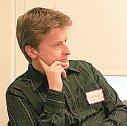 Стивен Брэндс, известный специалист вобласти криптографии
