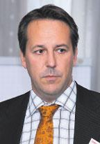 Бросок на юг. Хакан Остер, управляющий директор компании Solutioneurolan Europe AB, собирается вывести EUROLAN на рынки Италии и Испании.