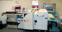 Одну из лакировальных секций Morgana DigiCoater можно использовать для нанесения праймера на материалы перед печатью на HP Indigo