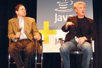 Генеральный директор Sun Microsystems Джонатан Шварц и глава Sun Software Ричард Грин рассказывают о перспективах платформы Java