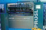 Стенд Comexi. В числе особенностей дуплексной турельной бобинорезательной машины Proslit Eikon — автоматическая система позиционирования ножей AKSS, работающая под управлением программного пакета KPOZ
