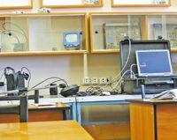 Лабораторный стенд по техническим средствам защиты