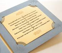 С помощью коллекции чистоцеллюлозной бумаги Colorplan выполнена коробка для диска с песнями военных лет