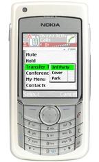 Клиентские программы Avaya one-X Mobile предоставляют на мобильных аппаратах функции настольных телефонов