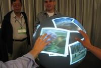 в конструкции Sphere предусмотрена возможность взаимодействия пользователей друг с другом