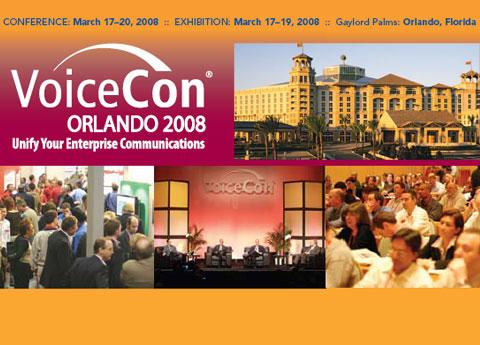 На конференции VoiceCon, состоявшейся в середине марта в Орландо, самой популярной темой стали унифицированные коммуникации