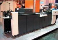 HP UV Coater представили как коммерческий продукт ещё в марте на предвыставочном мероприятии HP в Израиле