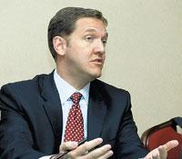 Джим Вайтхерст пропагандировал свободное программное обеспечение вкрупных российских госучреждениях