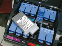 12 картриджей в струйном принтере: больше (пока?) нет ни у кого!