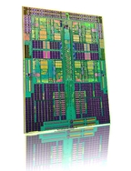 Четырехъядерные процессоры Phenom II имеют тактовую частоту 3 ГГц и кэш-память емкостью 8 Мбайт