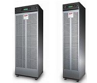 Рисунок 6. В июле APC представила многоцелевой трехфазный ИБП MGE Galaxy 3500 с КПД до 96%. Благодаря оптимизированным размерам и размещению в прочном шкафу ИБП MGE Galaxy 3500 подходит для широкого спектра приложений в сегменте 10-40 кВА: от ЦОД до промышленных сред.