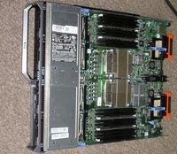 Внутренняя компоновка сервера PowerEdge M710
