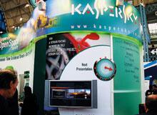 Компания «Лаборатория Касперского» использует выставку Infosecurity Europe как средство развития своего бизнеса за рубежом с2000года