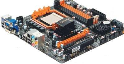 Как можно понять из названия системной платы Foxconn, она ориентирована на использование вместе с домашним кинотеатром. На ее задней панели присутствует разъем HDMI, а также оптический выход S/PDIF и шесть 3,5-мм гнезд мини-«джек»