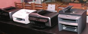 Новые принтеры и многофункциональные устройства Canon