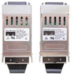 Рисунок 4. Конвертер гигабитного интерфейса: в этом случае подделка изображена справа.