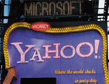 Сообщения опереговорах между Yahoo иMicrosoft на тему возможного слияния или приобретения не стали неожиданностью для аналитиков. Вопросом для них является не то, состоится ли сделка, алишь когда она состоится