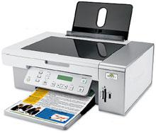 Lexmark рассчитывает, что к2010году каждый четвертый продаваемый вмире принтер будет оснащен модулем Wi-Fi, инадеется стать первопроходцем илидером этого рынка