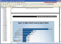 Просмотр документа PDF в программе Foxit Reader