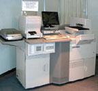 QSS-3501 Digital обладает производительностью 600отт./ч