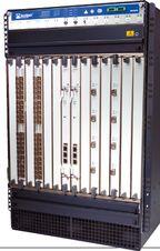 Шасси Juniper MX960 имеет 12 слотов с пропускной способностью 40 Гбит/с каждый