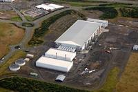 Комплекс зданий для производства в шотландском Дамфермлайне был построен для корпорации Motorola еще в 1997 году, но к работе это предприятие с тех пор так и не приступило