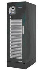 Рисунок 8. Новый ИБП Chloride 80-NET, работающий по бестрансформаторной технологии, отличает модульная конструкция, упрощающая обслуживание, встроенный комплект для параллельной работы и возможность интеграции в ИБП входной или выходной гальванической развязки.
