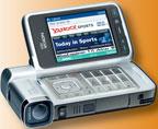 Nokia N93i - При незначительном уменьшении габаритов аппарат сохранил большую часть достоинств предшественника